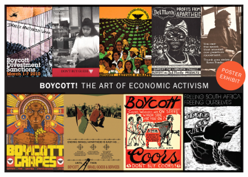 The Art of Economic Activism, aka Boycotts, Over the Last 60 Years
